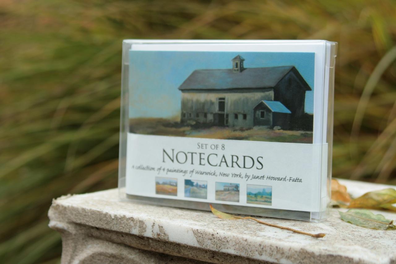 Notecards of Warwick, New York