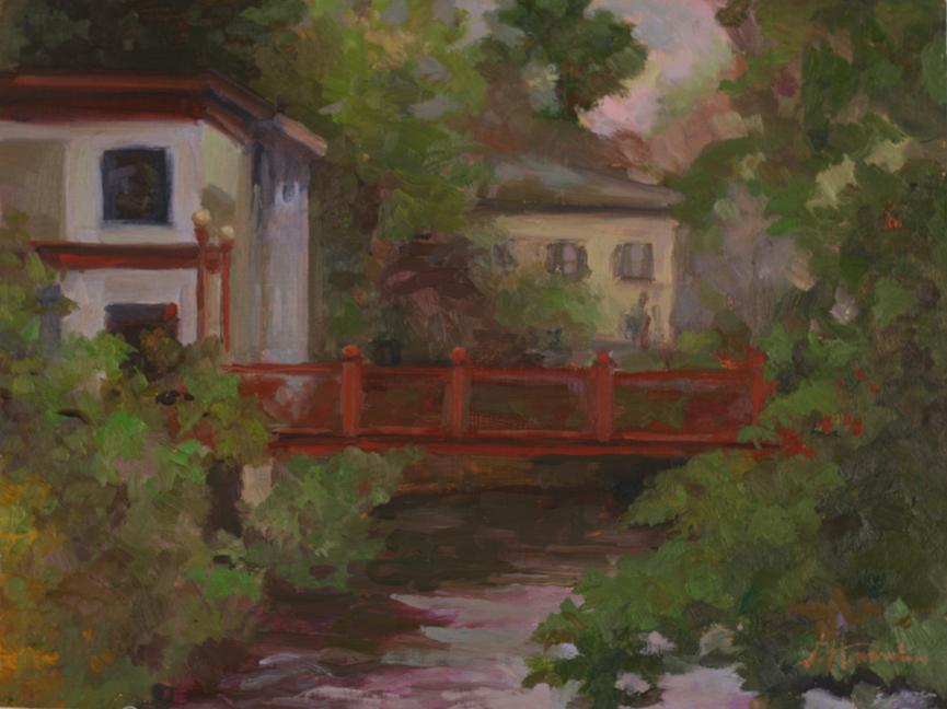 May  Footbridge