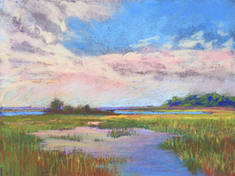 The Edge of the Marsh Study