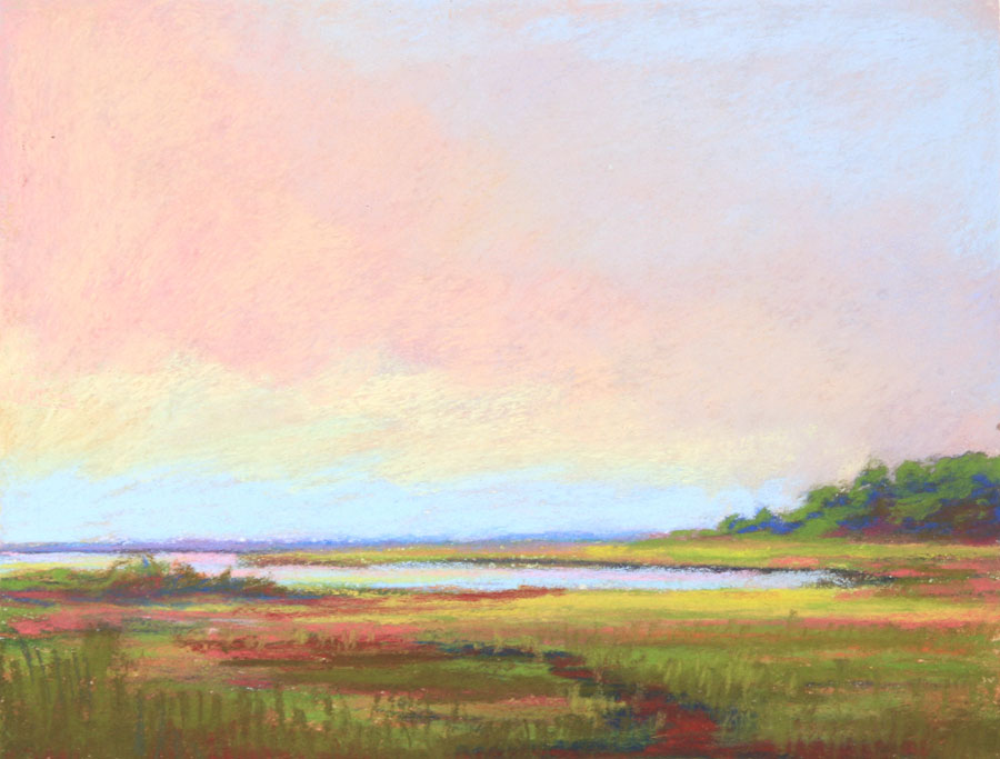 Early Morning Marsh