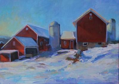 Baird Farm, Winter