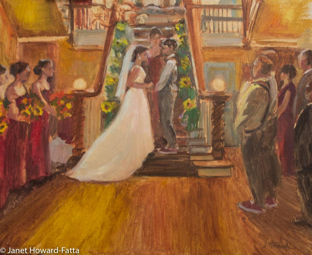 Moran Wedding 16x20