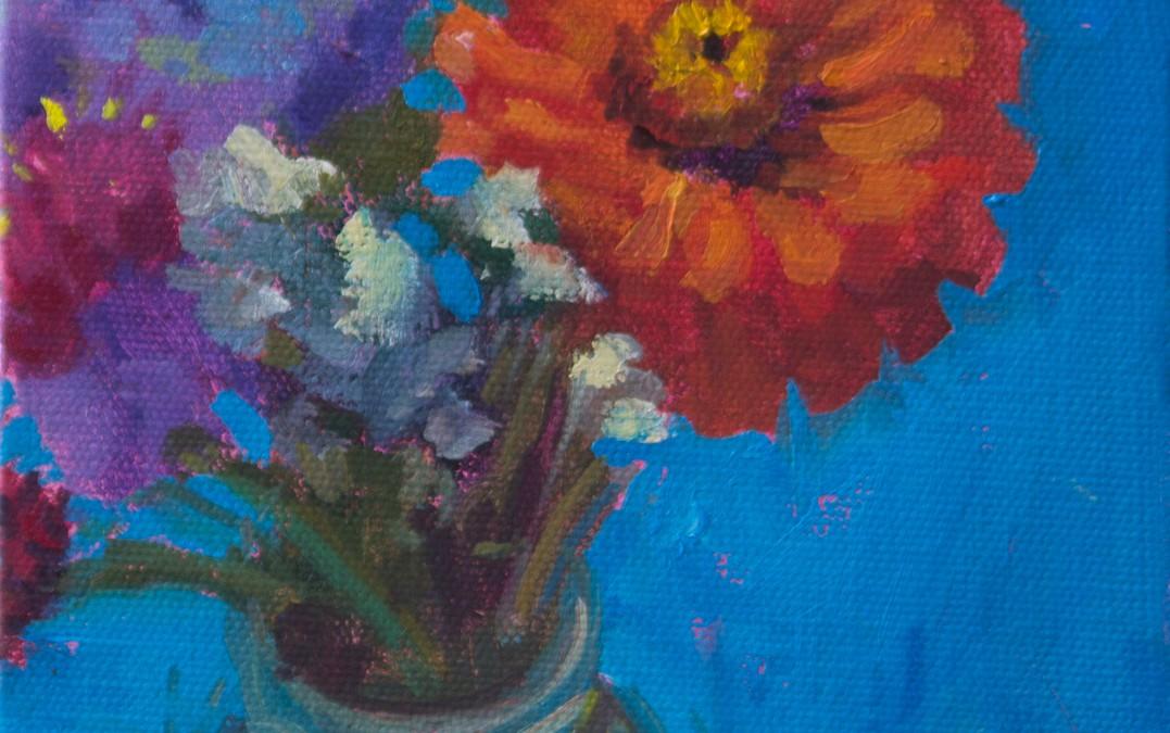 Summer Workshop: Floral: Color Exploration