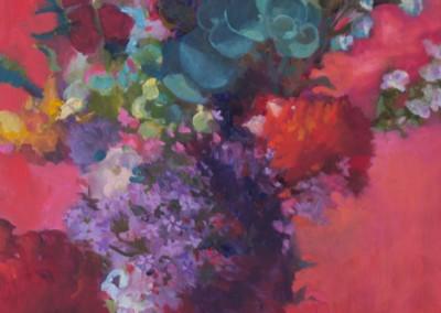 Pink Bouquet Eucalyptus
