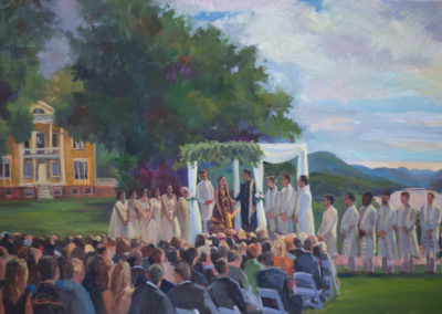 Boscobel Ceremony