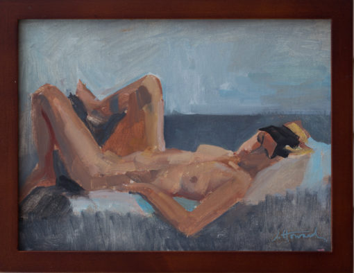 figure study 9 by Janet Howard Fatta