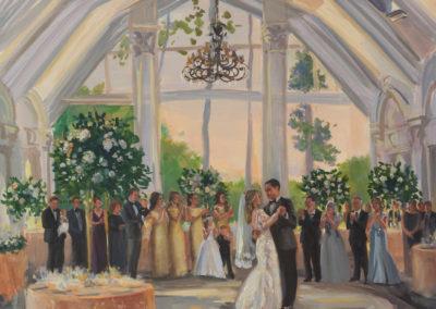 The Ashford Estate, Spring Wedding