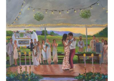 Private Farm Outdoor Wedding